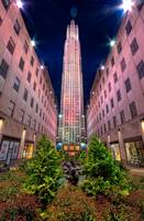 The Way To The Rock - Rockefeller Center