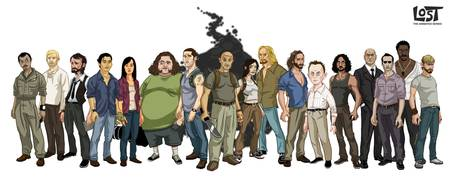 LOST: The Animated Series Poster