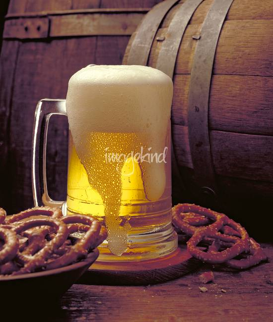 Beer and Pretzels