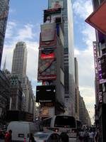 Times Square in the Day