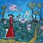 Spring Rain by Juli Cady Ryan