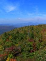 Fall View from Hadley Mountain Firetower