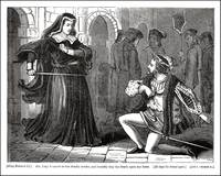 """Richard III "" Act 1, Scene 2, Full Size"
