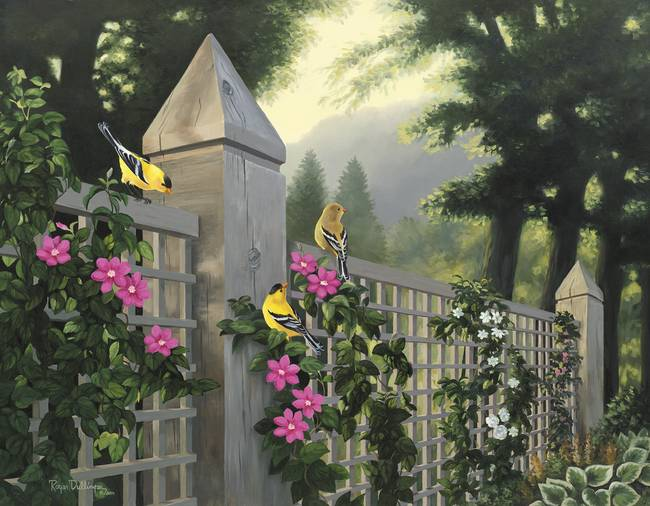 Garden Song