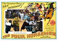 """The Four Horsemen of The Apocalypse"" Lobby Card 4"