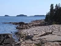 Islands in the Bay, Downeast Maine