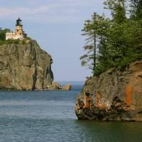 """""""Split Rock Lighthouse"""" by Dullinger"""