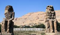 Colossi of Memnon statutes