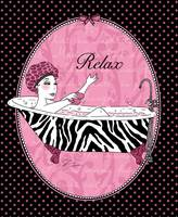 Ladies Bath Relax