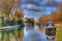 Marsworth canal