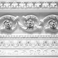 """""""Egg ; Dart crown molding"""" by iCAS"""