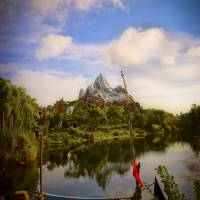 Expedition Everest (Explored) Art Prints & Posters by ahansendesign