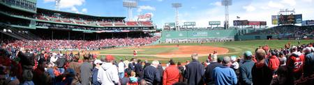 Red Sox Panarama