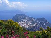 Capri From Above