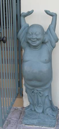 Buddha, Manhattan Beach, California