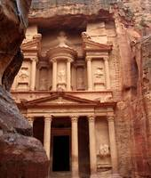Petra - Ancient  Architecture 1218