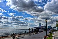 Waterfront at Battery Park