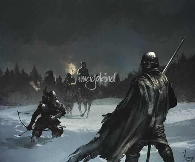 Winterfel Honor Guard