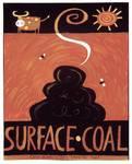 Surface Coal by Ann Huey