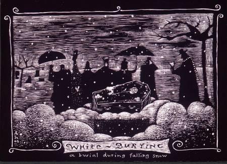 White-Burying