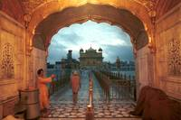 Golden Temple Entrance Morning