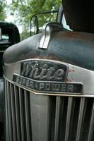 White Truck Super Power