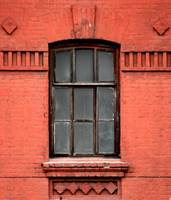 Red Square Window
