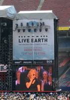 Madonna at LiveEarth by Wendy Ritch
