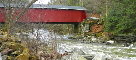 McConnells Mill Bridge