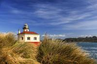 Bandon Coquille River Lighthouse
