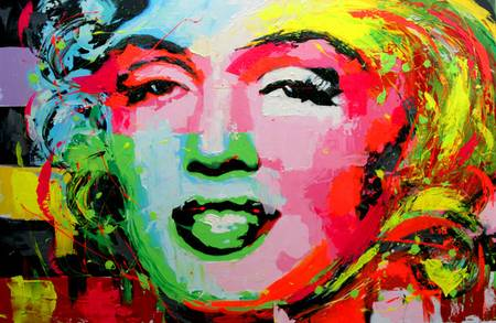 Marilyn Monroe1 by Costin Craioveanu