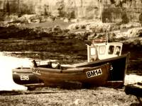 Devon Fishing Boats