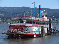 Columbia River Ferry