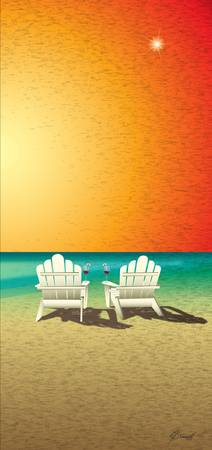 Venus Summer Beach Chairs