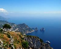 Capri and the Faraglioni