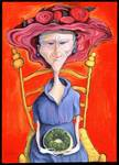 Vitreous Humor by Ann Huey