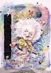 Einstein by Ann Huey