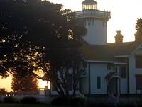 Point Fermin Lighthouse 0555