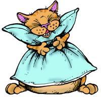 Chubby Huggs - Get Fuzzy by Art by Comics.com