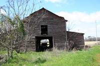 Old barn in west Georgia