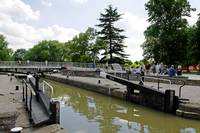 The Barge Lock, Stratford (17986-RDA)