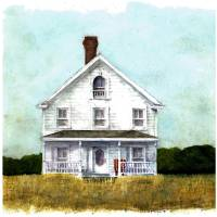 Country farm house : 56 Art Prints & Posters by david phillips