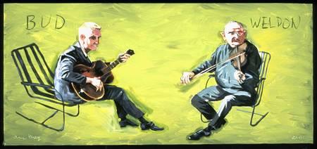 Bud and Weldon 1967