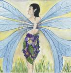 Fairy Fashion 2 - The Violet miniskirt