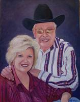 Bill Mack his wife Cindy