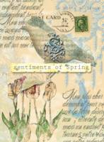 Sentiments of Spring Card / print