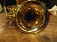 Andrew Norman's brass instrument workshop, at the