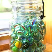 Marble Jar by Roger Dullinger