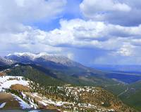 View at Monarch Pass