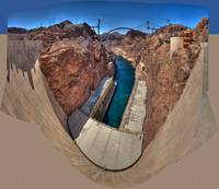 Hoover Dam -- The Other Side II
